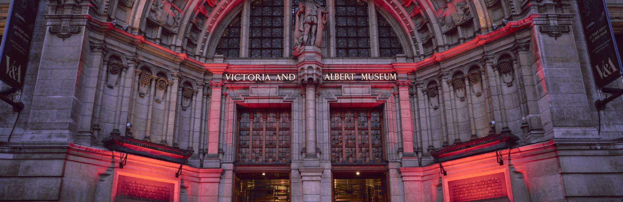 2016 V&A Projects Archive